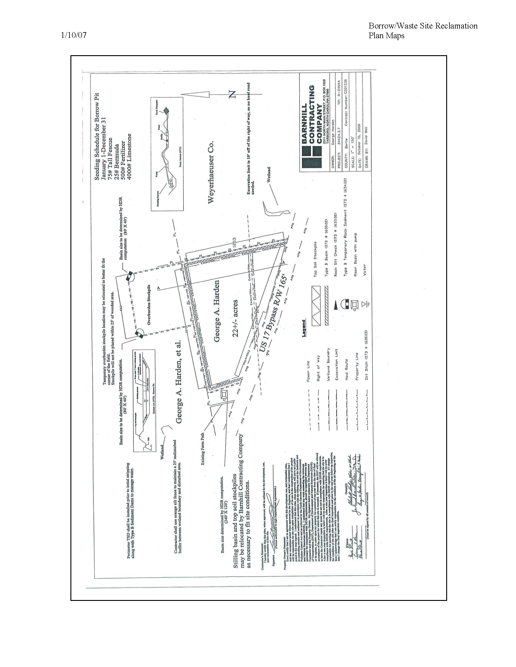 Construction manual all items flat view borrowwaste site reclamation mapsg pooptronica
