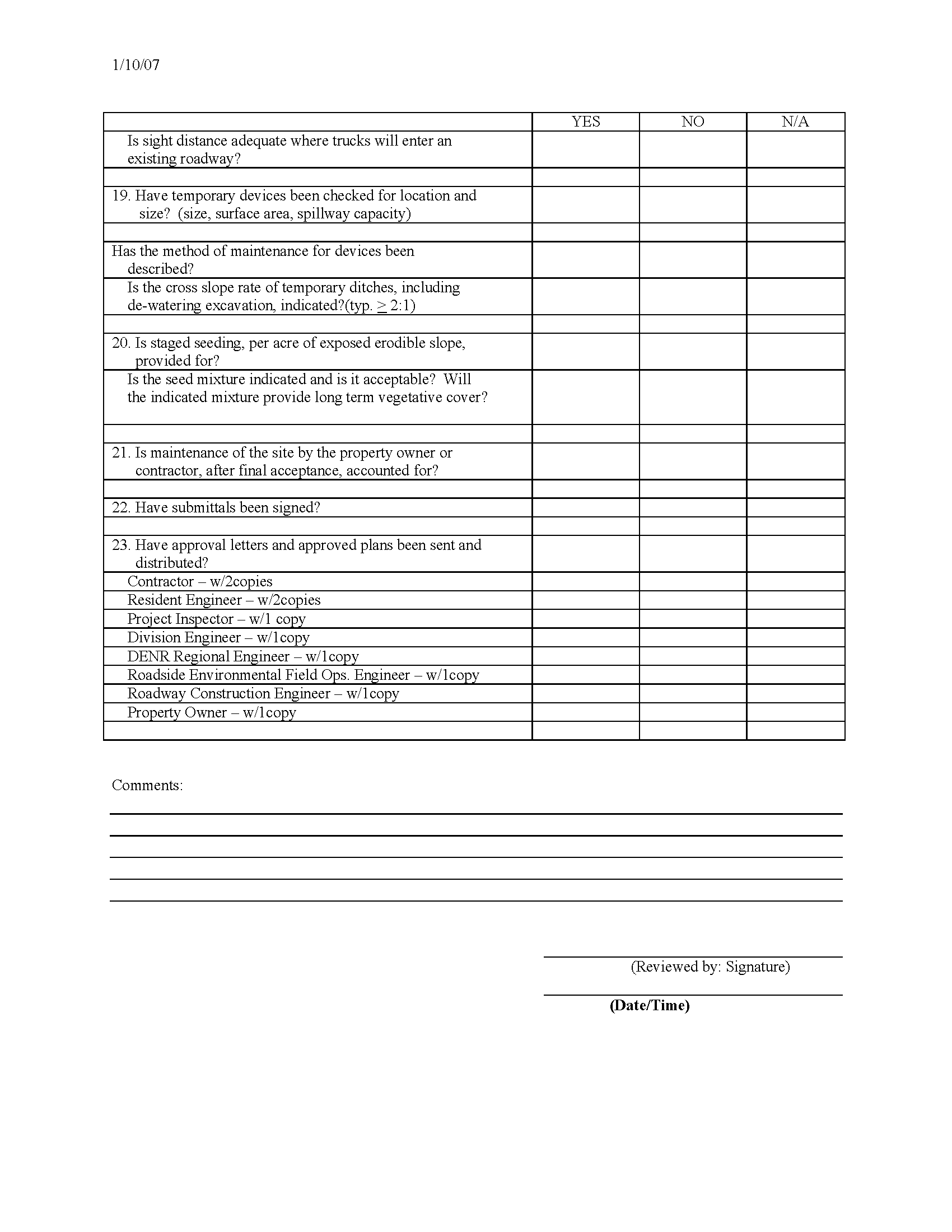Construction Manual Reference Docs - All Documents