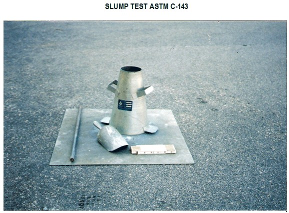 Concrete Field Tech Study Guide 04 Field Test Procedures And